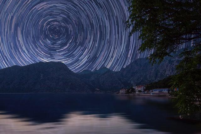 Comment photographier les traînées d'étoiles